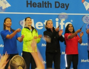MetLife Promotes Healthy Lifestyle