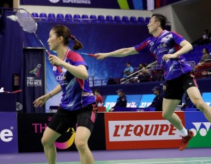 Lights Out for Seeds – Day 1: Yonex French Open 2016