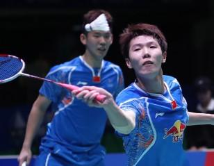 Trail-Blazing Li/Liu Eye Dubai – Destination Dubai Rankings: Men's Doubles