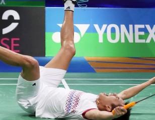 Fit for a King! – Yonex Denmark Open 2016: Singles Finals