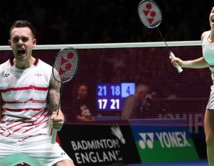 Blockbuster on Track – Day 4: YONEX All England Open 2017