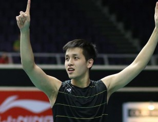 Up For Grabs! – Day 2: OUE Singapore Open 2017