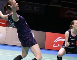 Danes Reign – Doubles Finals: OUE Singapore Open 2017
