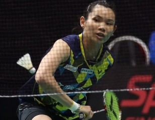 Amazing 'Tai Five' – Singles Finals: OUE Singapore Open 2017