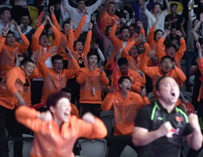 Steely Survival – Day 7 (Session 2): TOTAL BWF Sudirman Cup 2017