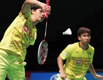 Thailand Survive – Day 2 (Session 2): TOTAL BWF Sudirman Cup 2017