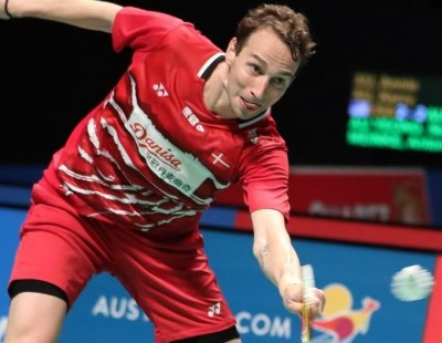 Danes Dig Deep – Day 4 (Session 2): TOTAL BWF Sudirman Cup 2017