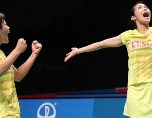Triumphant 'Thai-tans'! – Day 5 (Session 2): TOTAL BWF Sudirman Cup 2017