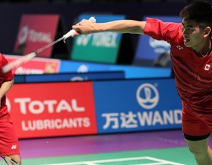 Canada Bounce Back – Day 1 (Session 1): TOTAL BWF Sudirman Cup 2017