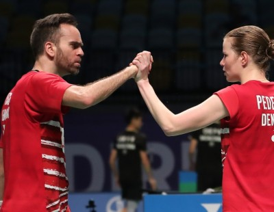 Denmark Overcome India – Day 2 (Session 1): TOTAL BWF Sudirman Cup 2017