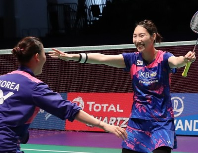 Korea Storm into Final – Day 7 (Session 1): TOTAL BWF Sudirman Cup 2017