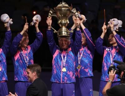 'Seoul' Satisfying! – Final: TOTAL BWF Sudirman Cup 2017