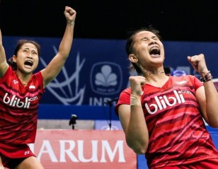 Doubles to the Fore – Day 4: BCA Indonesia Open 2017