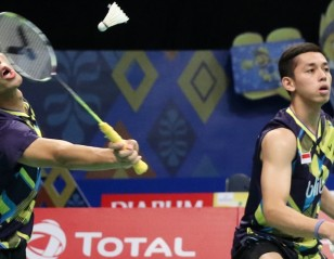 Indonesian Hopes Soar – Day 5: BCA Indonesia Open 2017