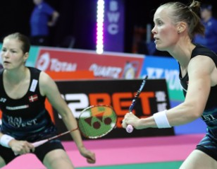 Mama Mia – Europe's Hopes Rise!  – Day 3: TOTAL BWF World Championships 2017