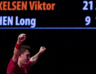 'Axel-lent' Job! – Semi-Finals: TOTAL BWF World Championships 2017