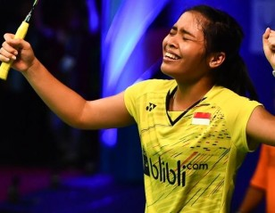 Sterling 'Solo' Acts – Singles Finals: BWF World Junior Championships 2017