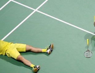 'Minions' in Seventh Heaven! – Doubles Finals: Dubai World Superseries