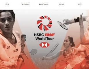 BWF Unveils 'World Tour' Portal