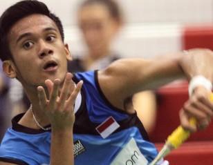 Kholik Stars in Indonesia's Win – Semi-finals: E-Plus Badminton Asia Team Championships 2018