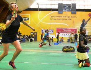 Wilson Hunts Treble – Semi-Finals: Uganda Para-Badminton Intl. 2018