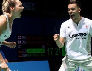 Adcocks Stay Alive! – Semi-Finals: 2018 European Championships