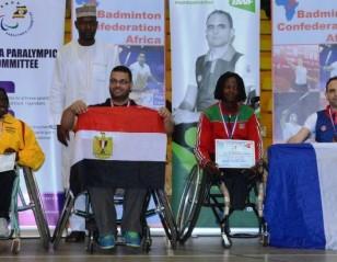 Shared Success – Finals: Uganda Para-Badminton Intl. 2018