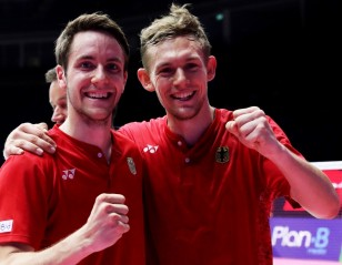 German Scare for Japan – Day 3 – Session 1: TOTAL BWF TUC Finals 2018