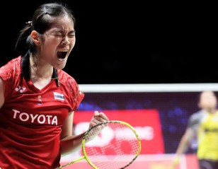Emotional Win for Thailand – Day 5 – Session 2: TOTAL BWF TUC Finals 2018
