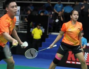 Adcocks Comeback – Day 1: Singapore Open 2018