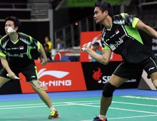 Close Call – Day 5: Singapore Open 2018