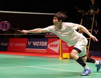 Setback for Korea's Sudirman Cup Preparations