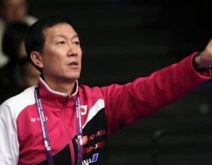 Sudirman Cup the Final Frontier for Park