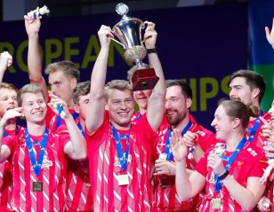 Denmark Win 17th Crown – Continental C'ships
