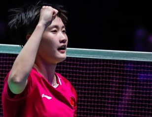 Chen Yu Fei Completes Ascent to No.1