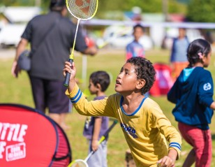Badminton in USA Gets Boost