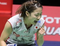 Everybody Wants to Beat Japan, Says Okuhara