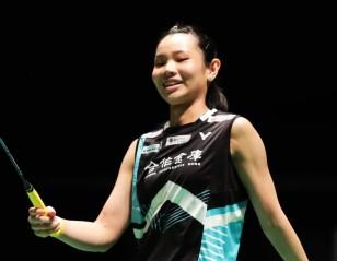 Tai Tzu Ying Honing English Skills