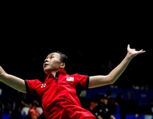Iris Wang Unable to Resist Badminton's Lure - Sudirman Cup '19