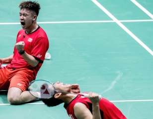 Thrilling Win for Canada – Sudirman Cup '19