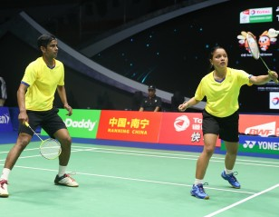Learning Curve for Nepal - Sudirman Cup '19