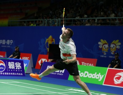 'Greatest moment ever' says Greenland – Sudirman Cup '19