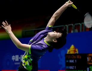 Another Teen Star in the Making – Sudirman Cup '19