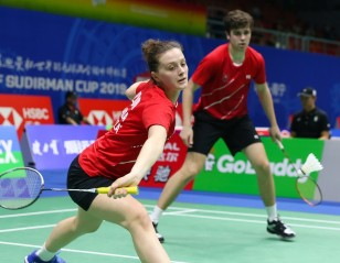 Slovakia Daring to Dream - Sudirman Cup '19