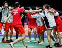 Brilliant Canada Top Group 2 - Sudirman Cup '19