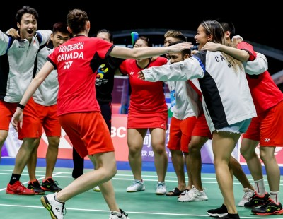 Brilliant Canada Top Group 2 – Sudirman Cup '19