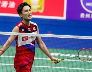 Key Moments: Shi vs. Momota – Sudirman Cup '19