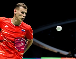 China Club Stint Powers Malkov – Sudirman Cup '19