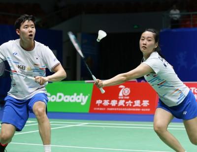 Korea into Quarters – Sudirman Cup '19