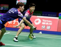 China Coast into Semis – Sudirman Cup '19